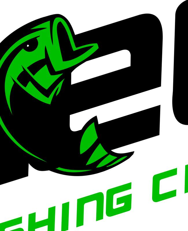 fishing club logo uphi media uphi media