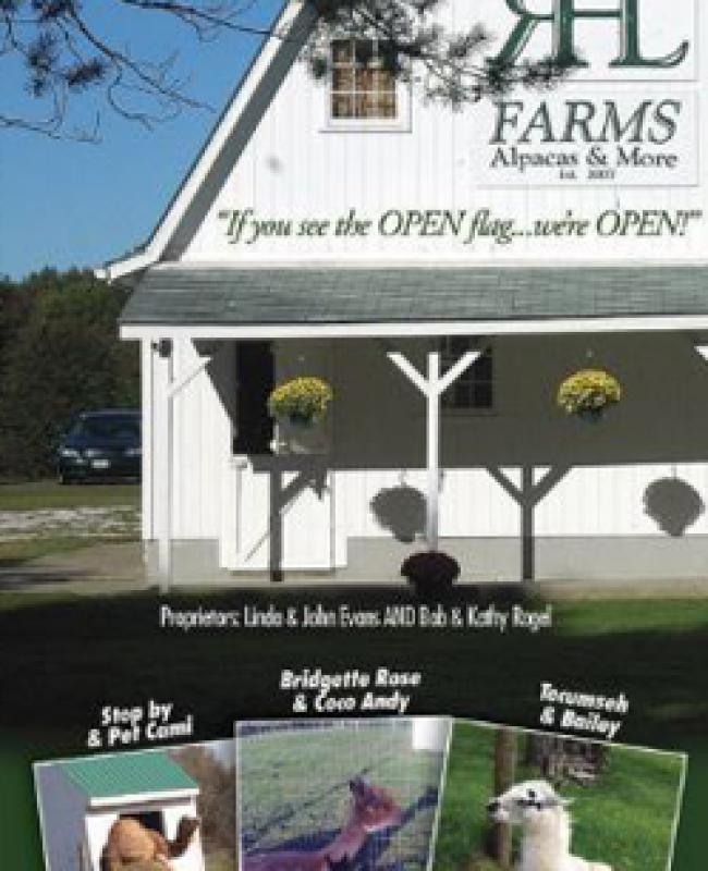 Farm Rackcards