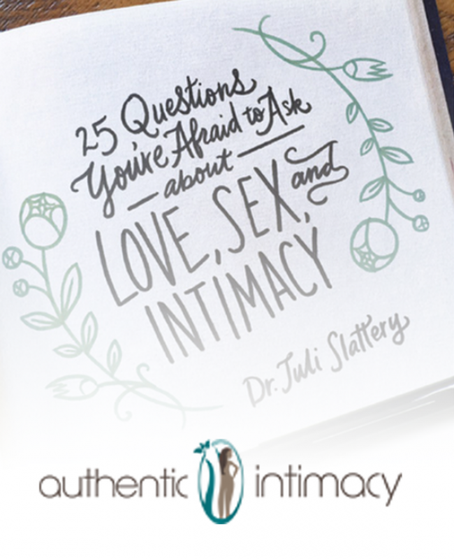 Authentic Intimacy Website
