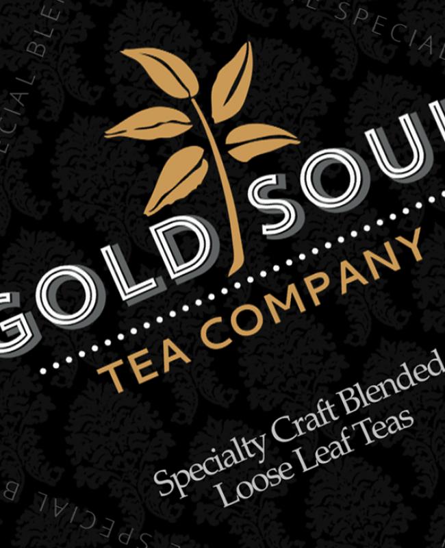 Gold Soul Tea Branding