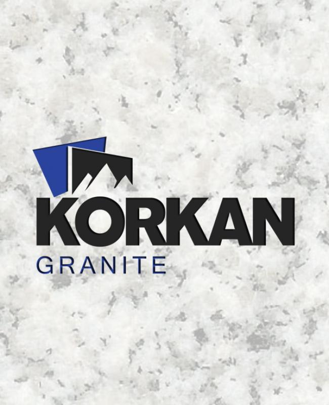 Korkan Granite Logo