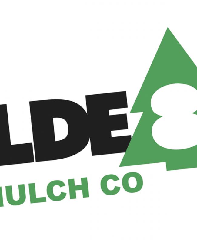 Olde8 Mulch – Logo