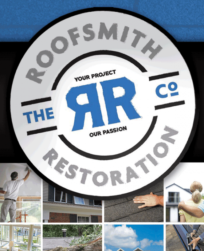 Roofsmith – Trifold Design