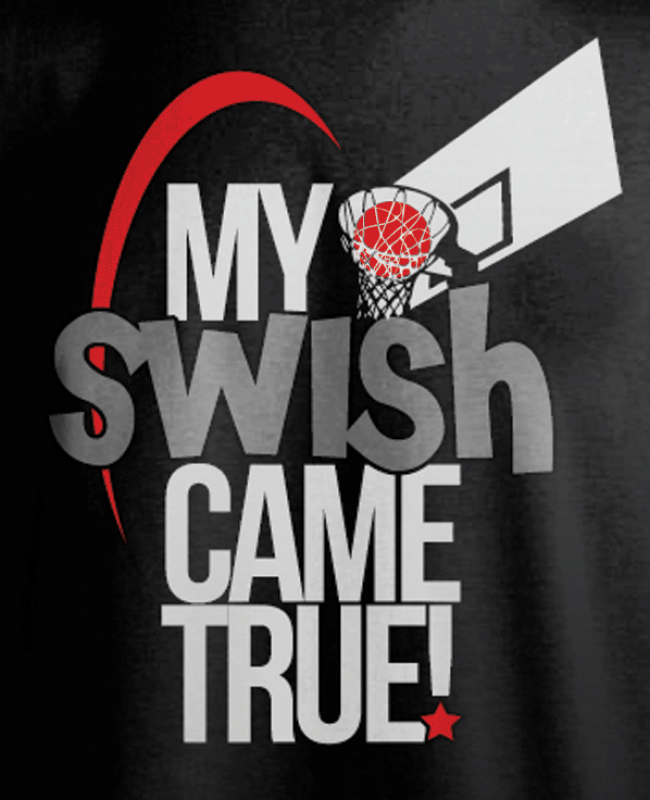 My Swish – Tee Design