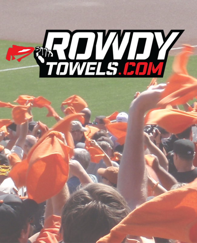 Rowdy Towel – Logo / Website